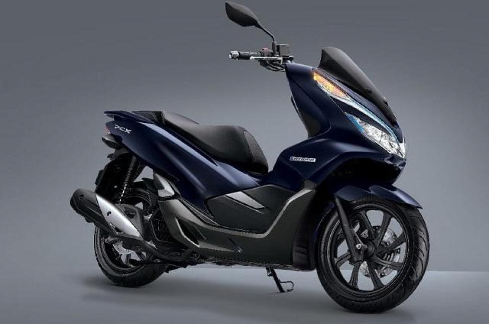 PCX HYBRID là dòng xe cao cấp được nhiều người yêu thích của Honda