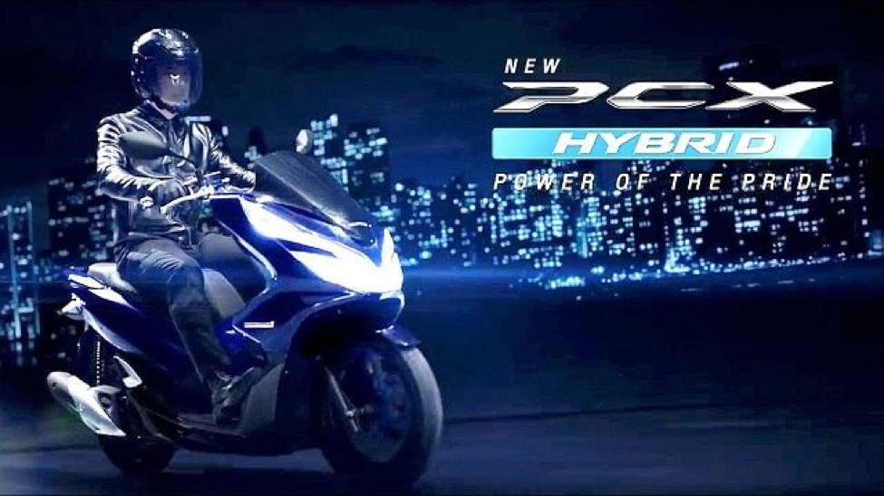 Honda PCX 125cc 150cc có hệ thống đèn led ấn tượng