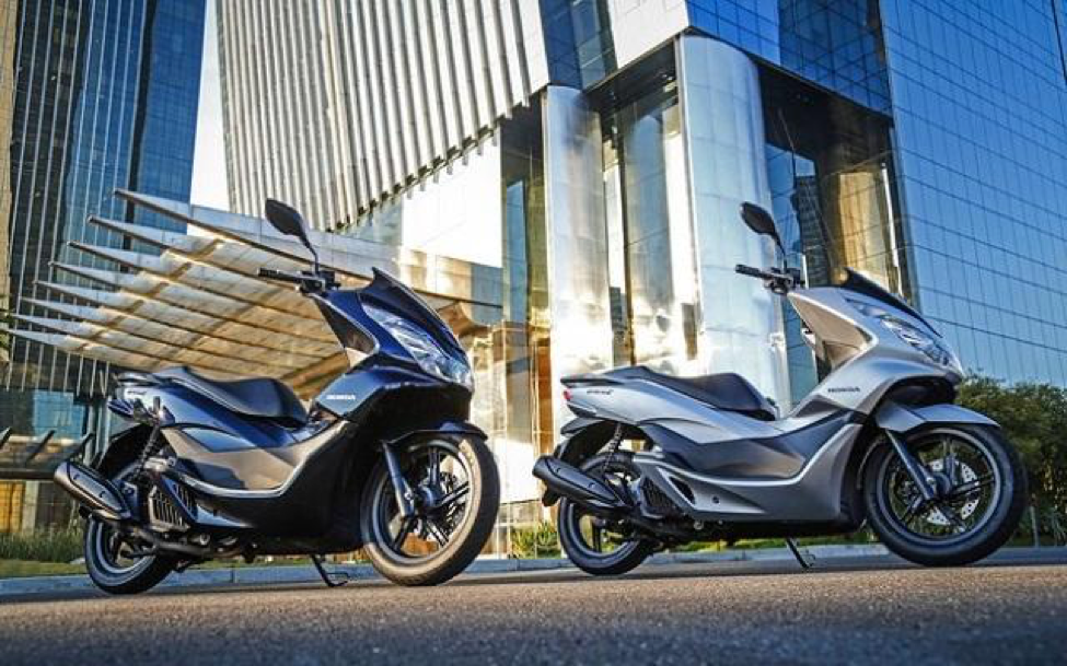 Honda PCX 125cc 150cc tiêu tốn ít nguyên liệu