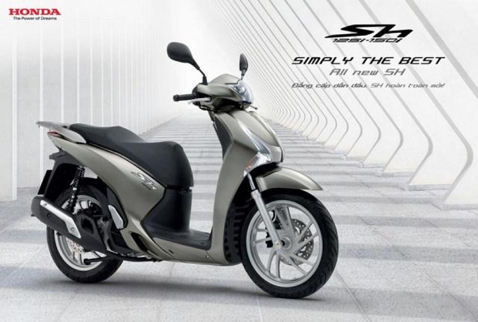 SH 125cc/150cc xứng danh là một dòng xe cao cấp, được nhiều người lựa chọn