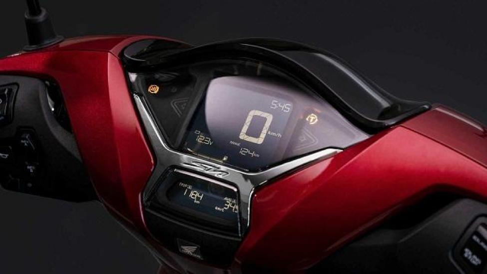 SH 125cc/150cc có thiết kế tỉ mỉ, tinh tế trên từng chi tiết