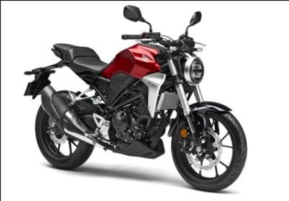 Xe Honda CB300R là dòng xe được nhiều người yêu thích, lựa chọn