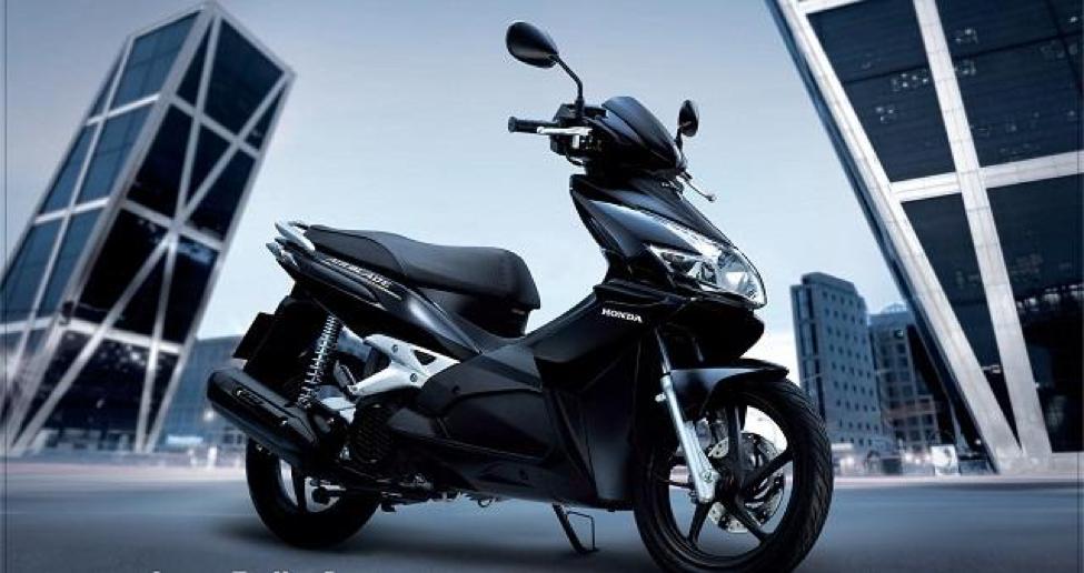 Air Blade 125cc là dòng xe tiết kiệm năng lượng