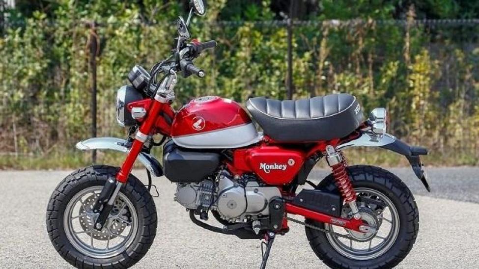 Xe Honda Monkey được rất nhiều người yêu thích và lựa chọn