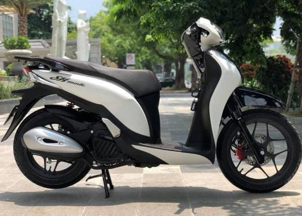 SH Mode 125cc tiết kiệm tới 56% nhiên liệu so với các dòng xe ga cùng công suất