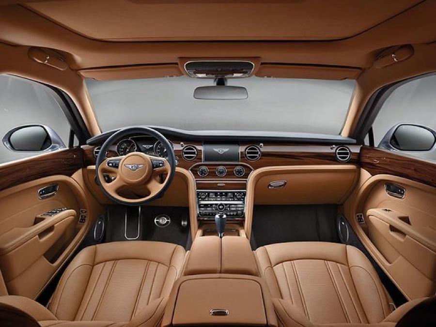 Xe Bentley Mulsanne