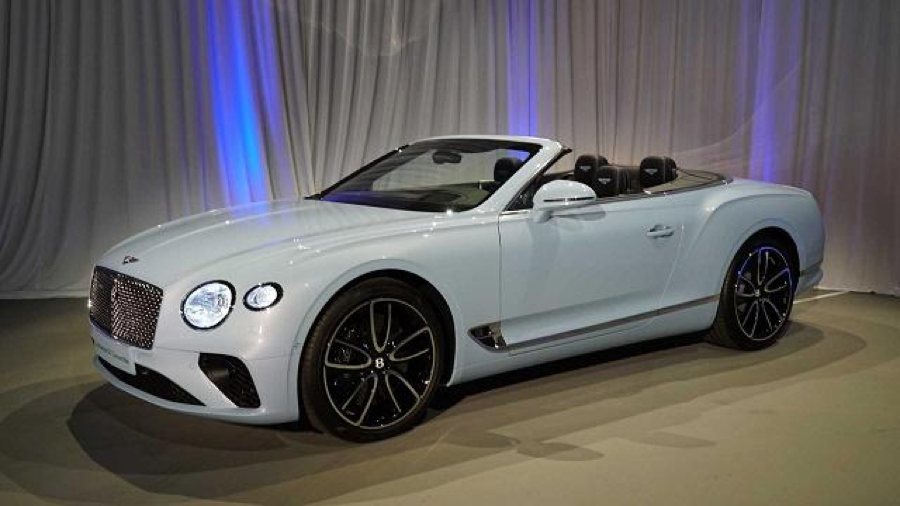 Xe Bentley Continental GT