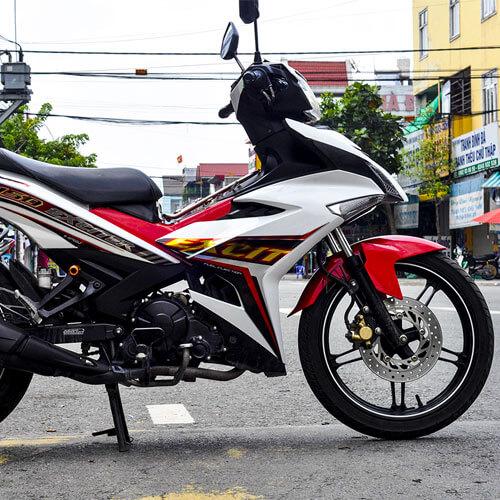 Bạn nghĩ sao về chiếc EX 150 này?