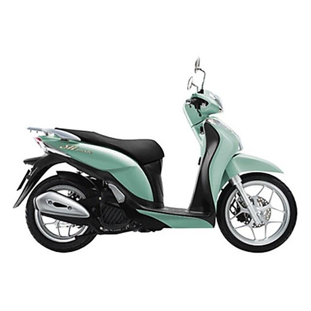 Xe Sh Mode 2020 màu xanh ngọc