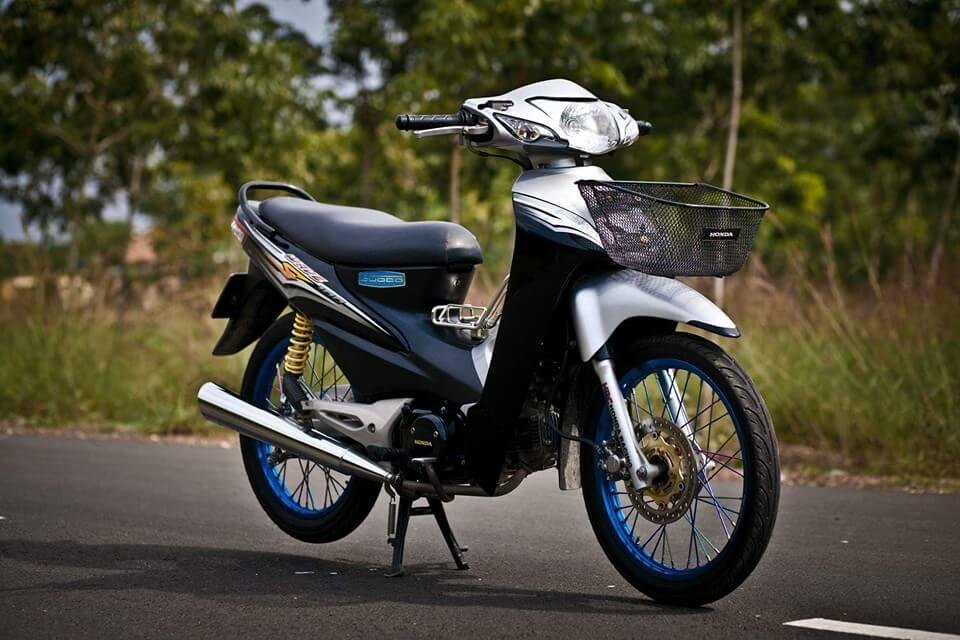dán xe style Thái Lan