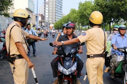 Xe không chính chủ bị xử phạt trong trường hợp