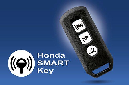 Chìa khóa thông minh Smart Key