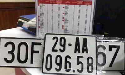 Cách tính điểm biển số xe